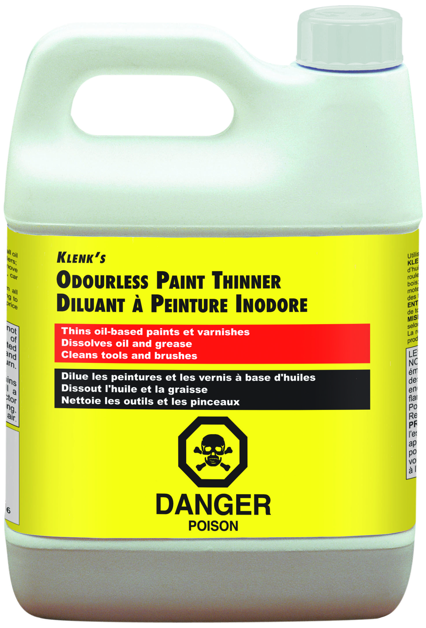 Klenk S Odourless Thinner Thins Oil Based Paints And Varnishes It Dissolves Oil And Grease And Cleans Tools And B Paint Thinner Staining Wood Varnish Remover