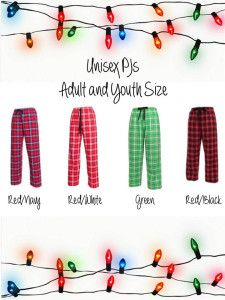 be795bf2ffa2 Holiday Matching Family Pajamas    Personalized Matching Christmas Pajama  Pants