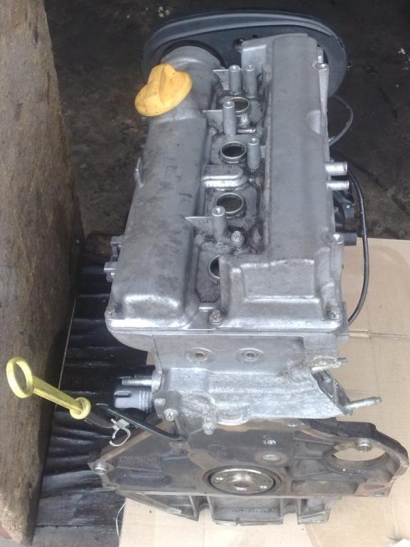 Silnik Opel Astra H Zafira Vectra C Z18xe 4710560274 Oficjalne Archiwum Allegro
