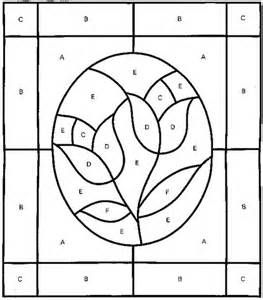 Simple Stained Glass Patterns Free Yahoo Image Search Results
