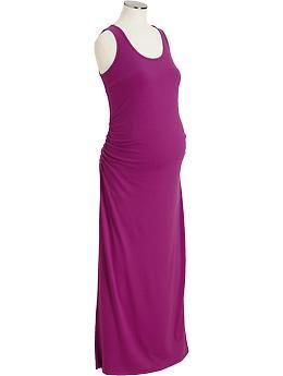 1a98673b95ce Maternity Tank Maxi Dresses