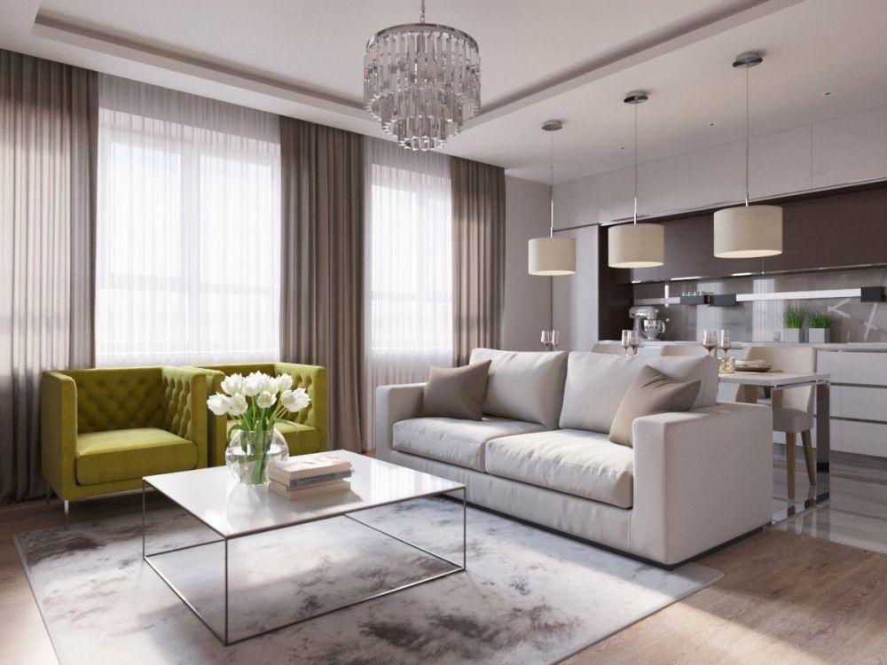 55 inspira es incr veis de cozinhas conjugadas com a sala for Cocina abierta al comedor y sala de estar