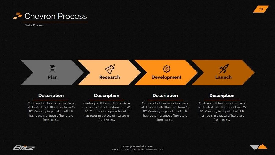 Blitz Keynote Template Your Success Solutions Business Powerpoint Templates Keynote Template Solutions