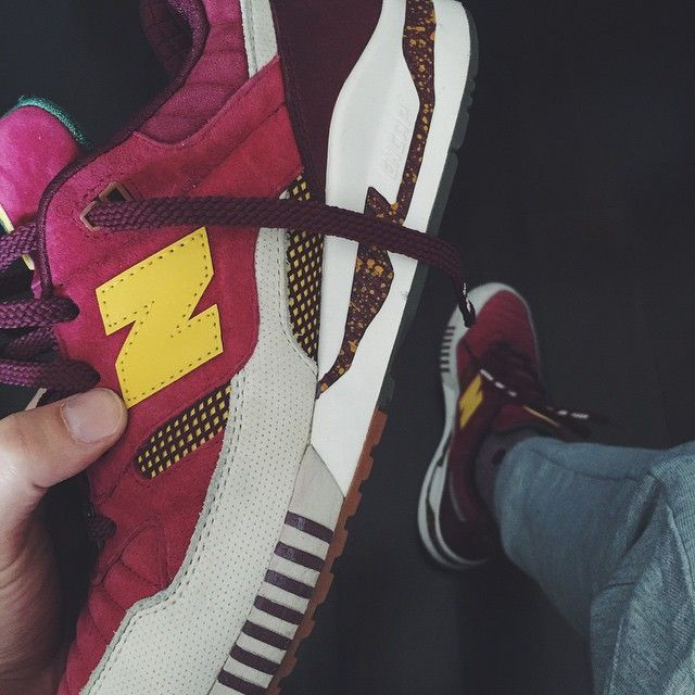 Instagram photo by Ronnie Fieg