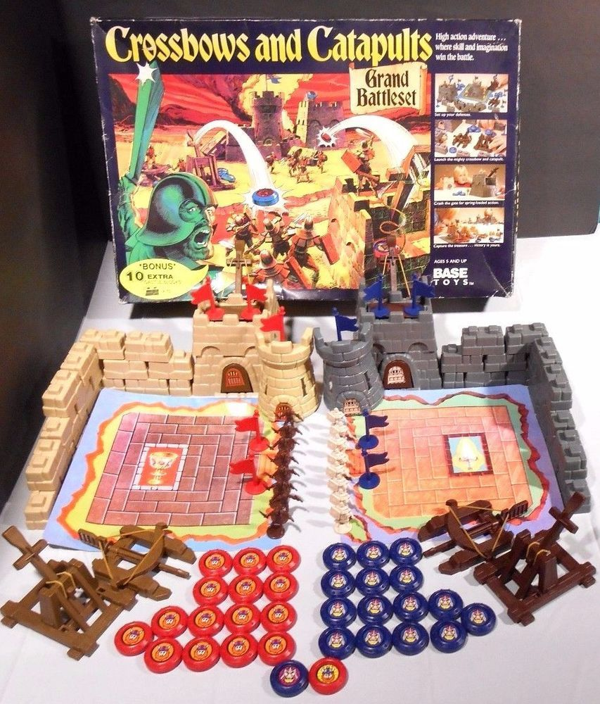 Crossbows And Catapults Game Base This game is