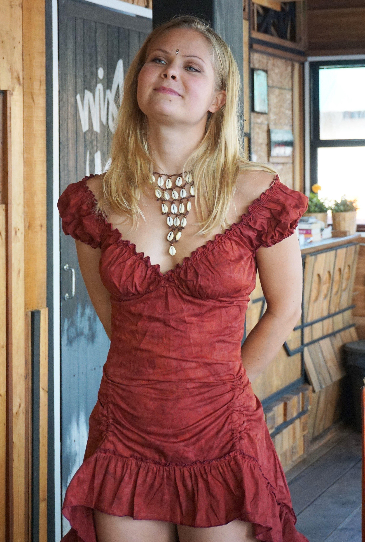 Summer Dress ~ Sommerkleid ~ Weltentaenzer Berlin ~ Hippie ...