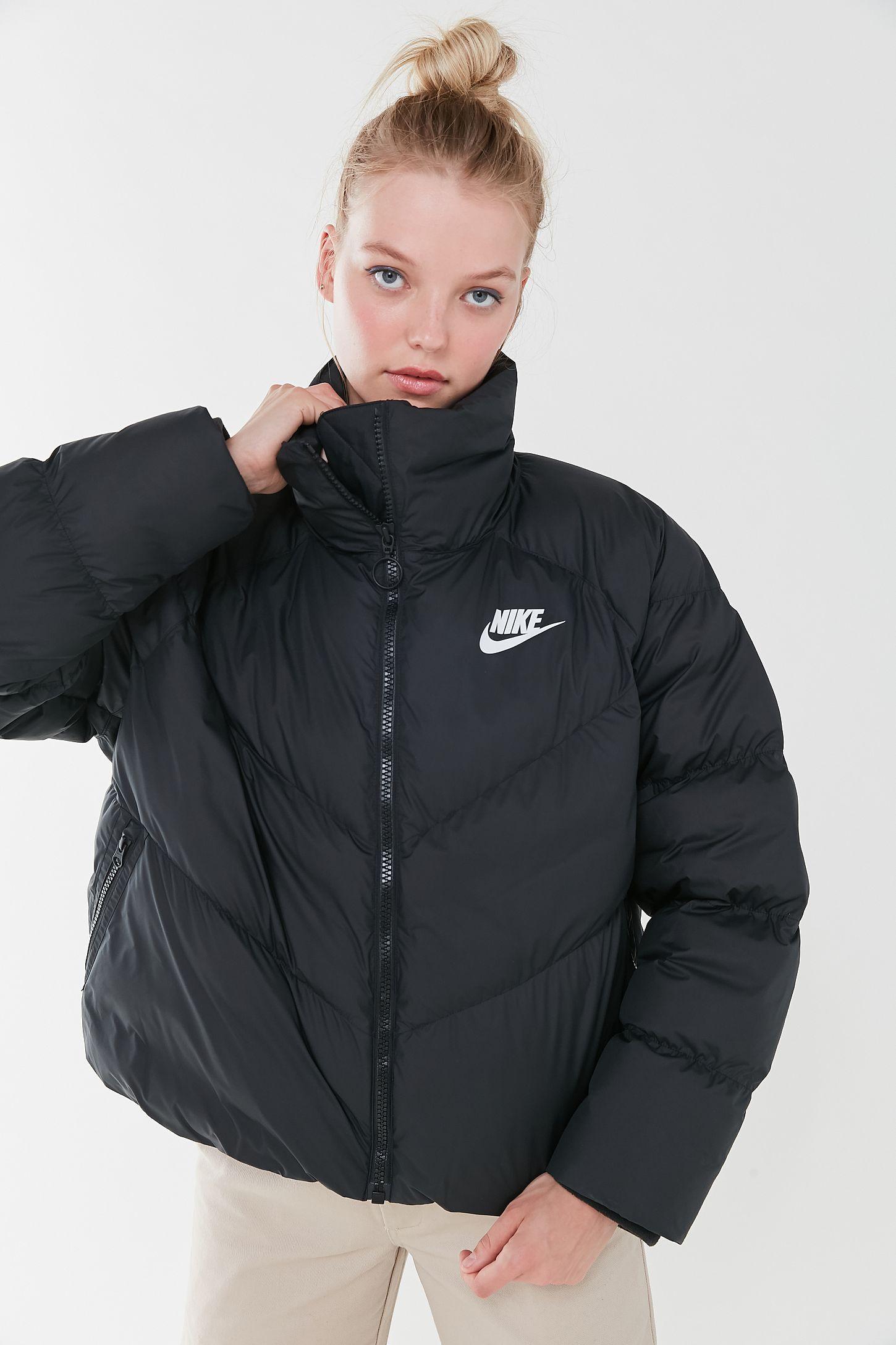 Nike Sportswear Puffer Jacket Nike Puffer Jacket Nike Sportswear Puffer Jacket Outfit [ 2175 x 1450 Pixel ]