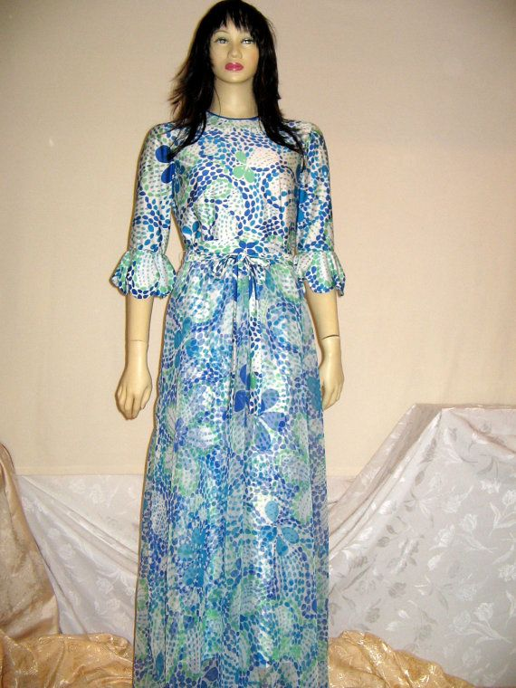 Tina Leser  Original Dress with Sheer Cover Up 2 by 2nuttygirlz, $75.00