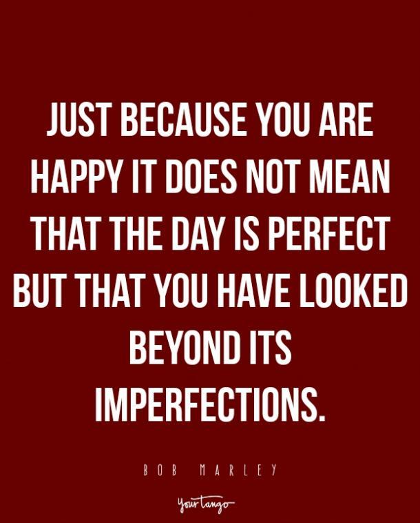 On choosing happiness.