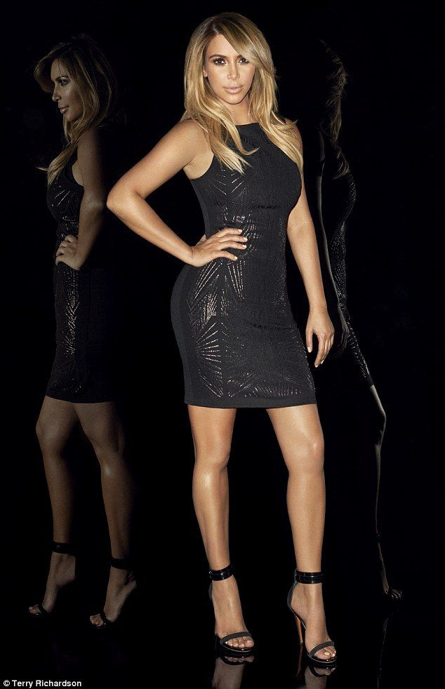 New shot of Kim Kardashian!!! This dress launches MONDAY
