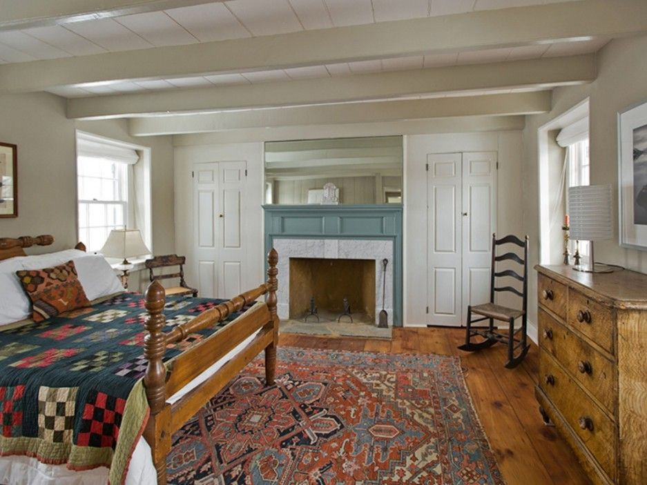 Step Inside This 18th Century Stone Farmhouse Farmhouse Interior