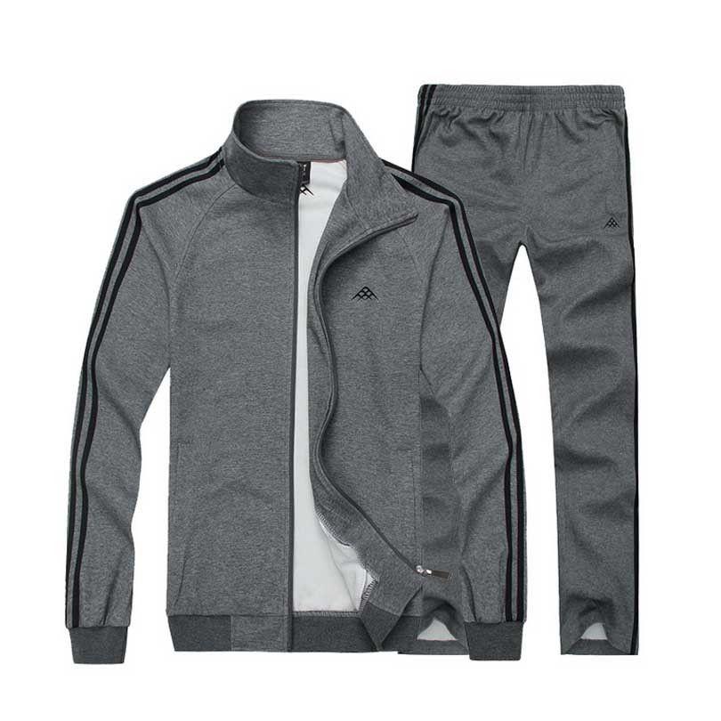 Mens Hoodie Sweatshirt Plus Size 4XL 5XL 6XL Men's Sportwear Good Quality Set Male Mens Clothing