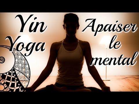 yin yoga  soothe the mind  ariane in 2020  yin yoga