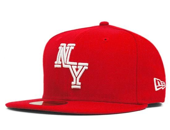 ONSPOTZ x NEW ERA「Empire State」59Fifty Fitted Baseball Cap ... a40805ee3