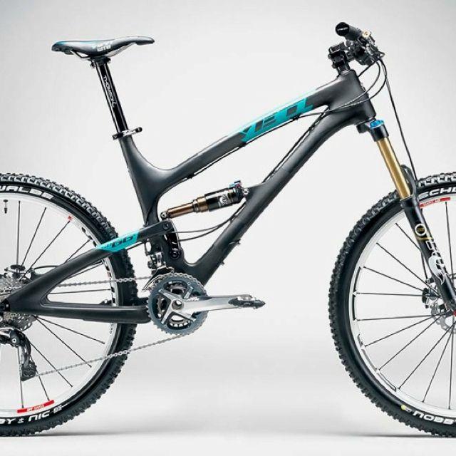 Yeti Bikes Bicycle Bike Montain Bike