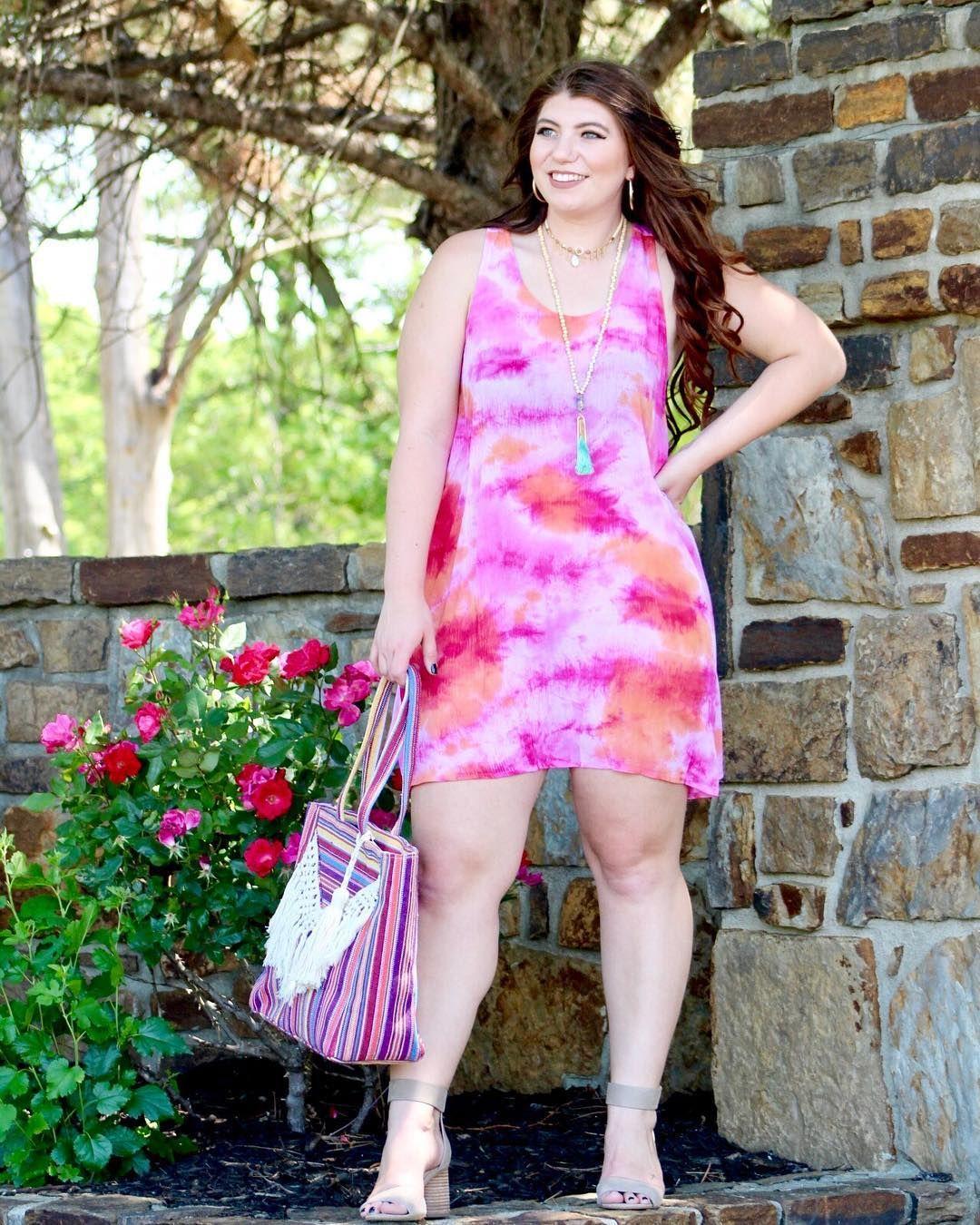 What else screams summer more than an on-trend tie-dye dress?! #shopamelias