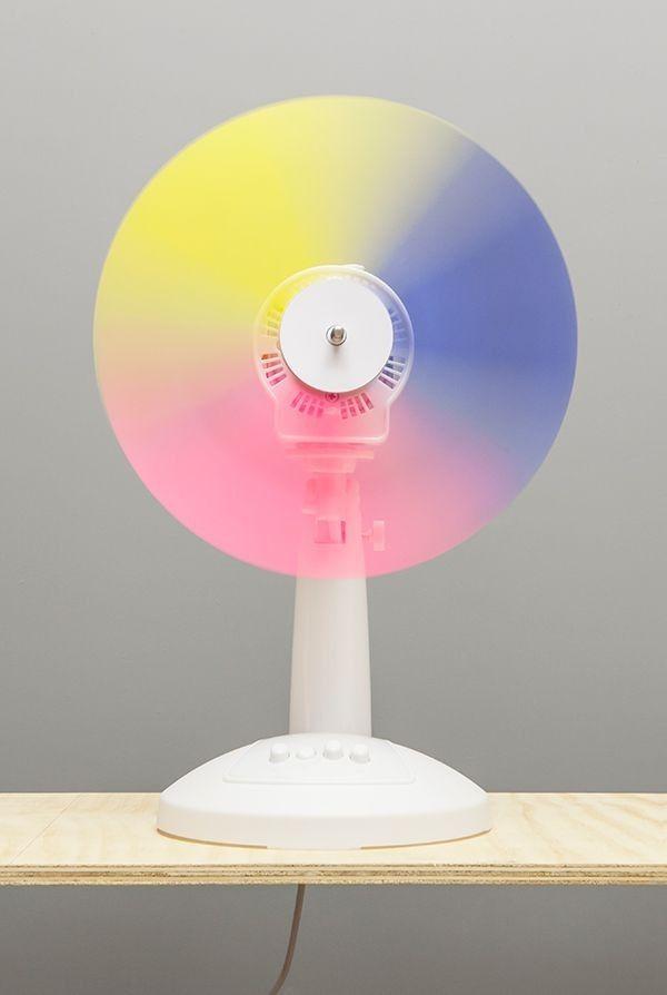 Pinta tu ventilador y crea una belleza como ésta: