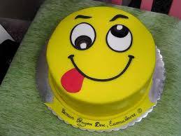 Resultado De Imagen Para Cake Emoticon Tortas Tortas
