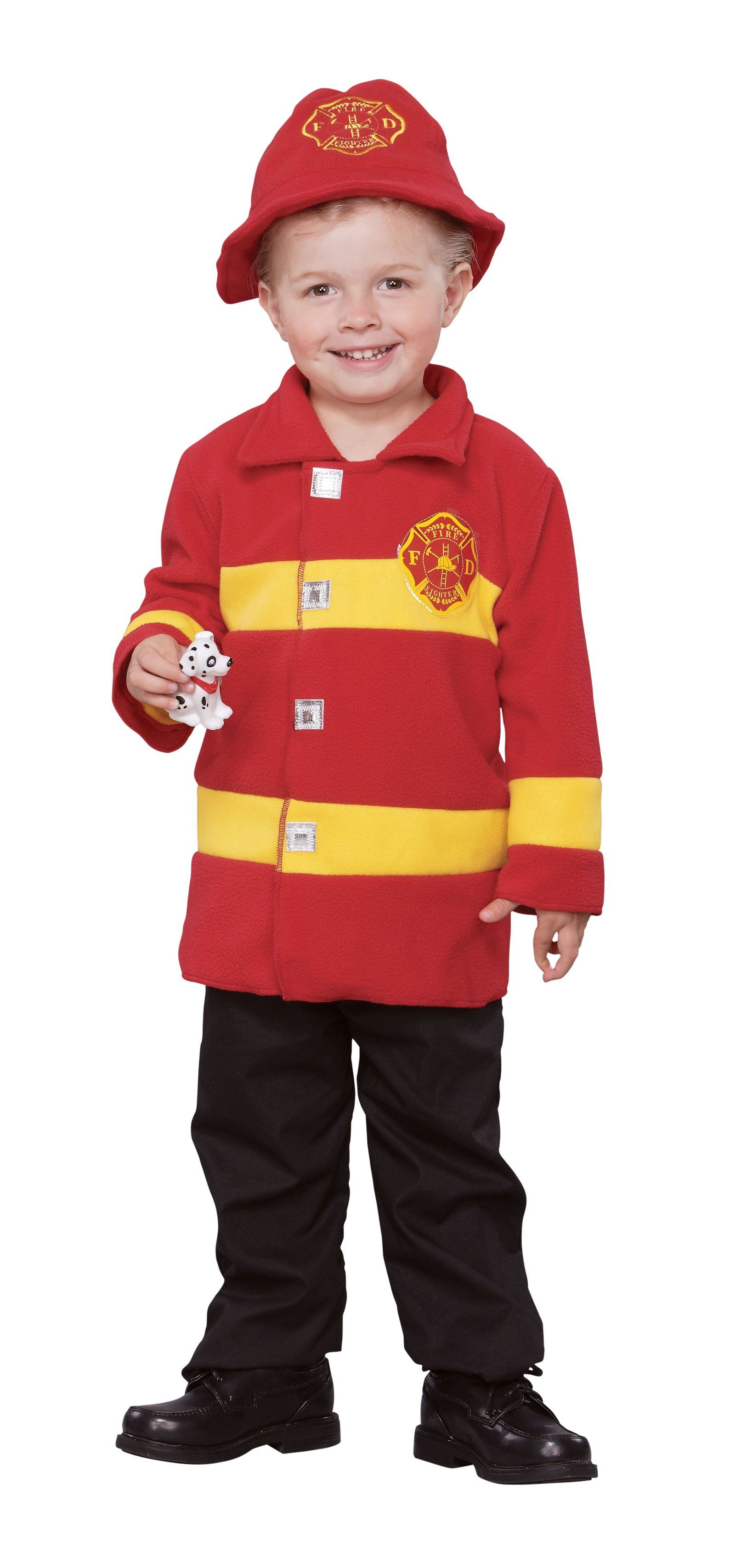 firefighter-toddler-costume | Holiday | Pinterest | Toddler costumes