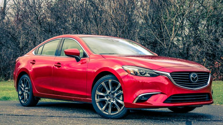 2016 Mazda Mazda6 review An overlooked midsize sedan gem