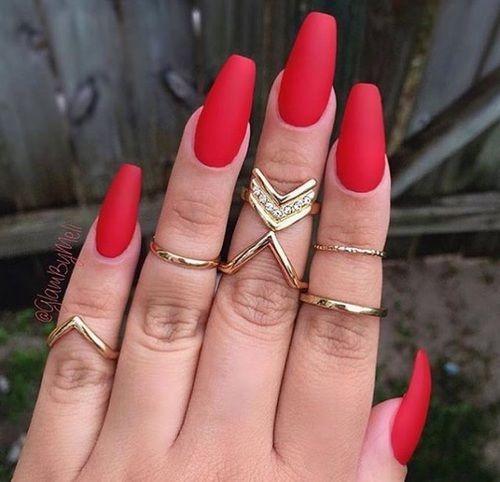 Nails tumblr google nails pinterest red matte nails tumblr google prinsesfo Choice Image