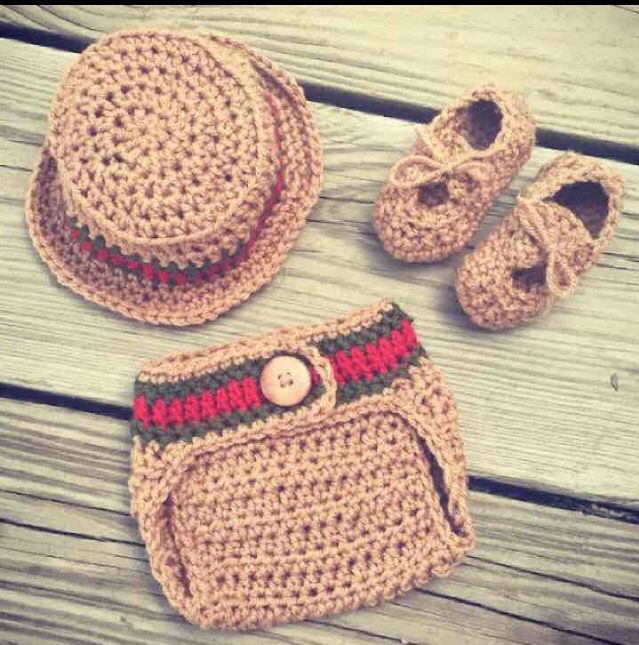 629db7fa2 Gucci Inspired Boys Set Boy Crochet, Newborn Crochet, Crochet Beanie Hat,  Crochet For