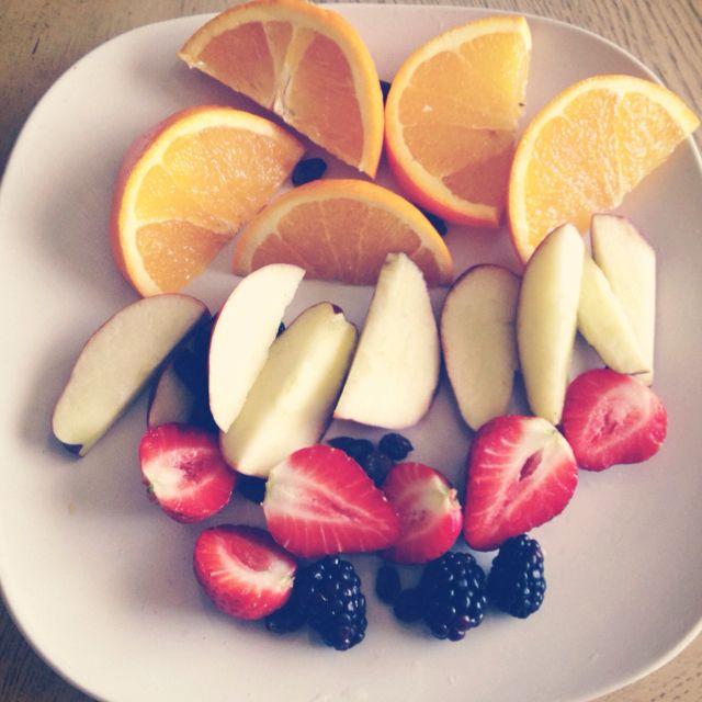 I love fruit :)