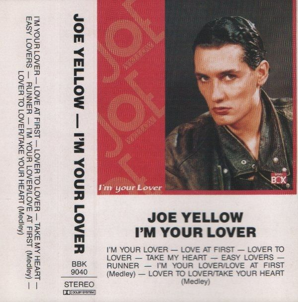 "Joe Yellow - Take My Heart [Remix By Mario Deleon 12''] 1984 €URO 80's ""La Radio del Ítalo Disco © 2011 - 2016 euro80s.net"