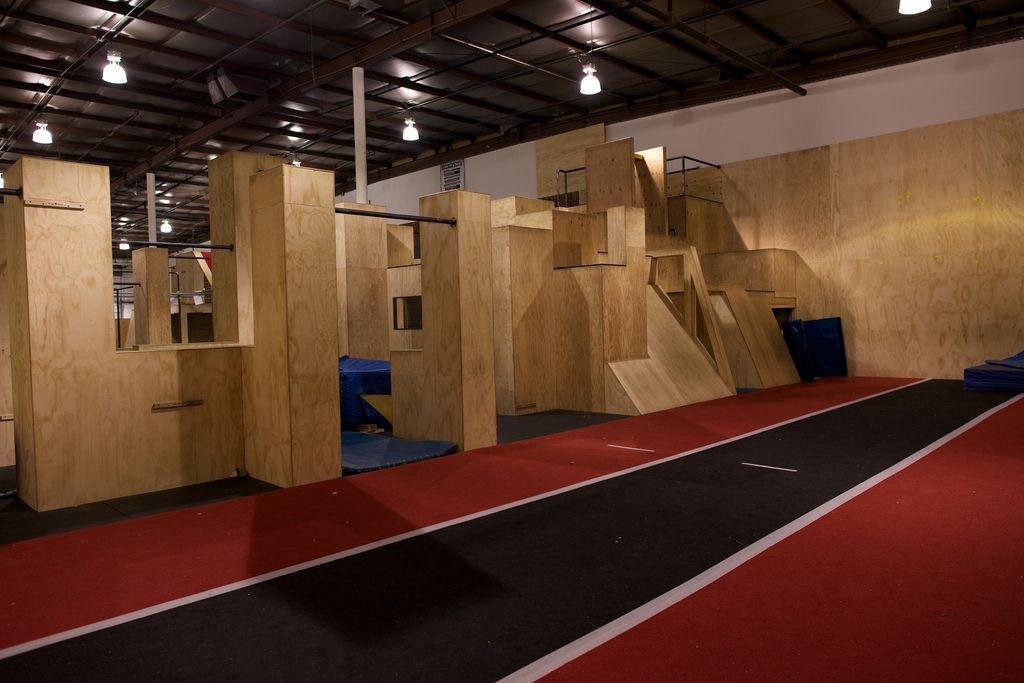 Parkour gyms google search ninja warrior training