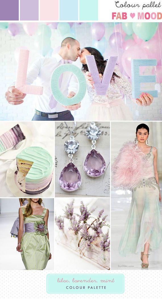 Coal and pink wedding colors   Mood boards, Lilacs and Wedding mood ...