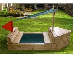 Bildresultat For Sandbox Boat Pool Back Yard