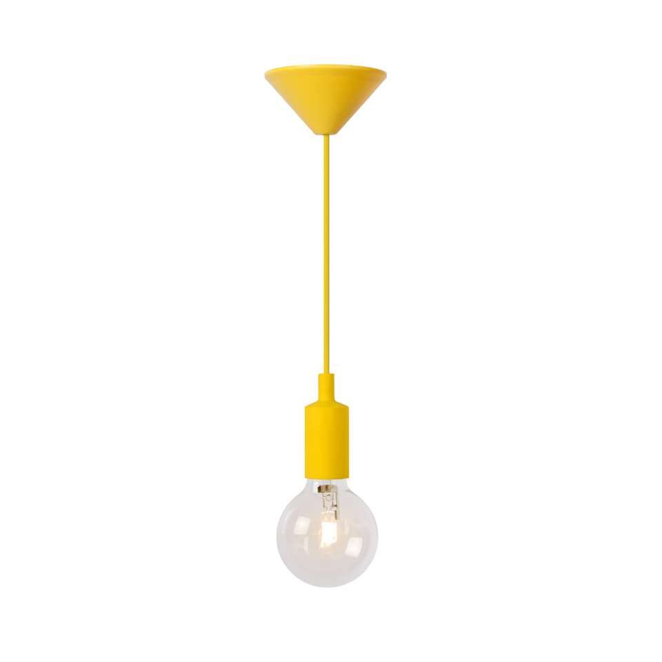 Lucide pendel Fix - geel   Leen Bakker   verlichting   Pinterest