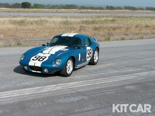 Superformance 1965 Shelby Daytona Cobra Coupe Kit Car Magazine