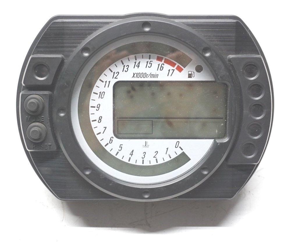 2004 2005 04 05 Kawasaki Ninja Zx10r Speedometer Cluster Tach Gauges 25k Kawasaki Ninja Stuff To Buy Kawasaki