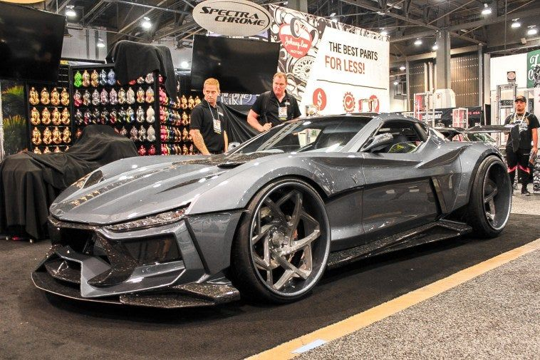 The Valarra Corvette Has The Most Insane Overall Body Package
