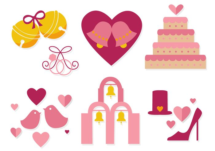 free wedding bells vector wedding inspiration pinterest rh pinterest co uk wedding vector file wedding vector file