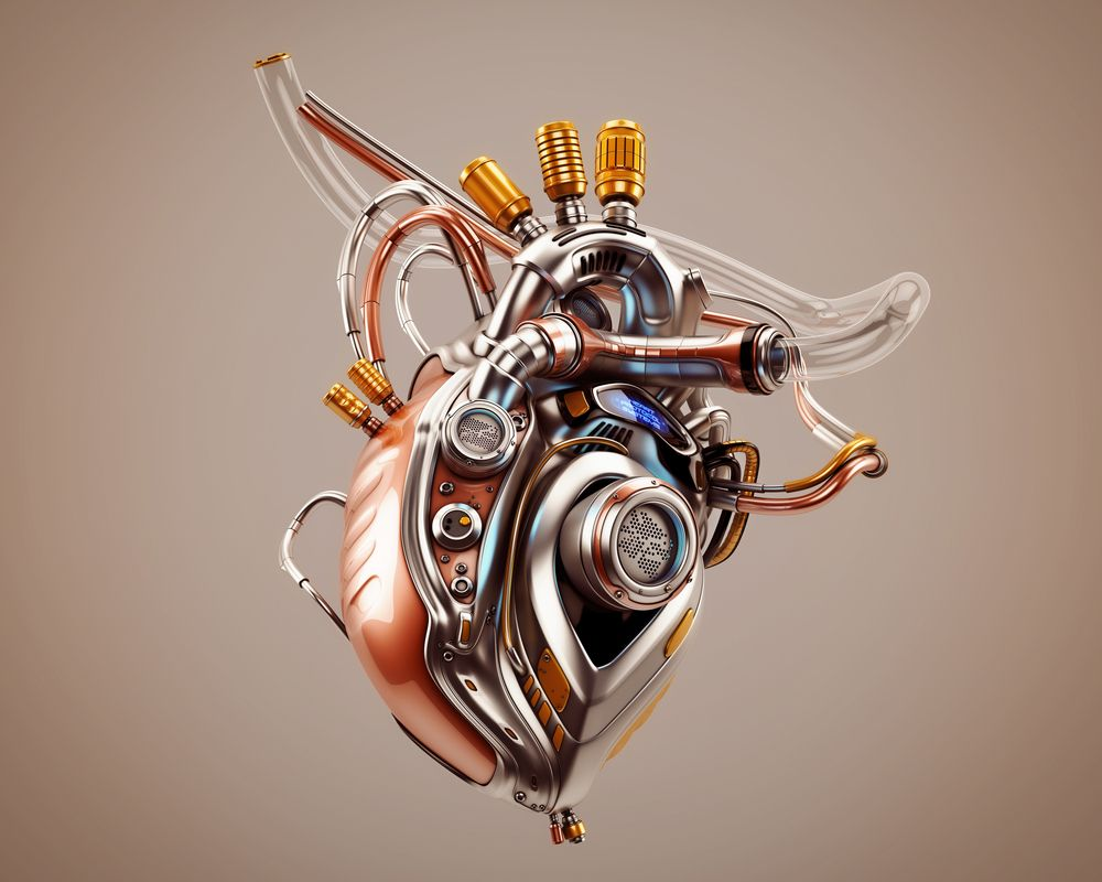 France implants its first artificial heart - Telegraph |Prosthetic Heart