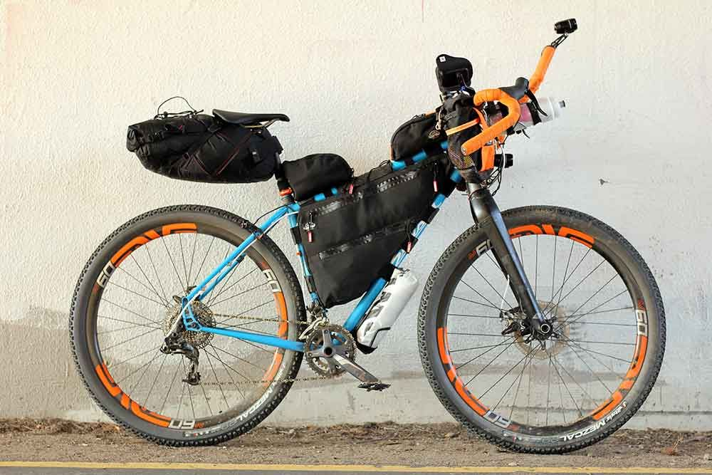 Ultimate Tour Divide Mtb Bike Packing Build For 2 745 Miles