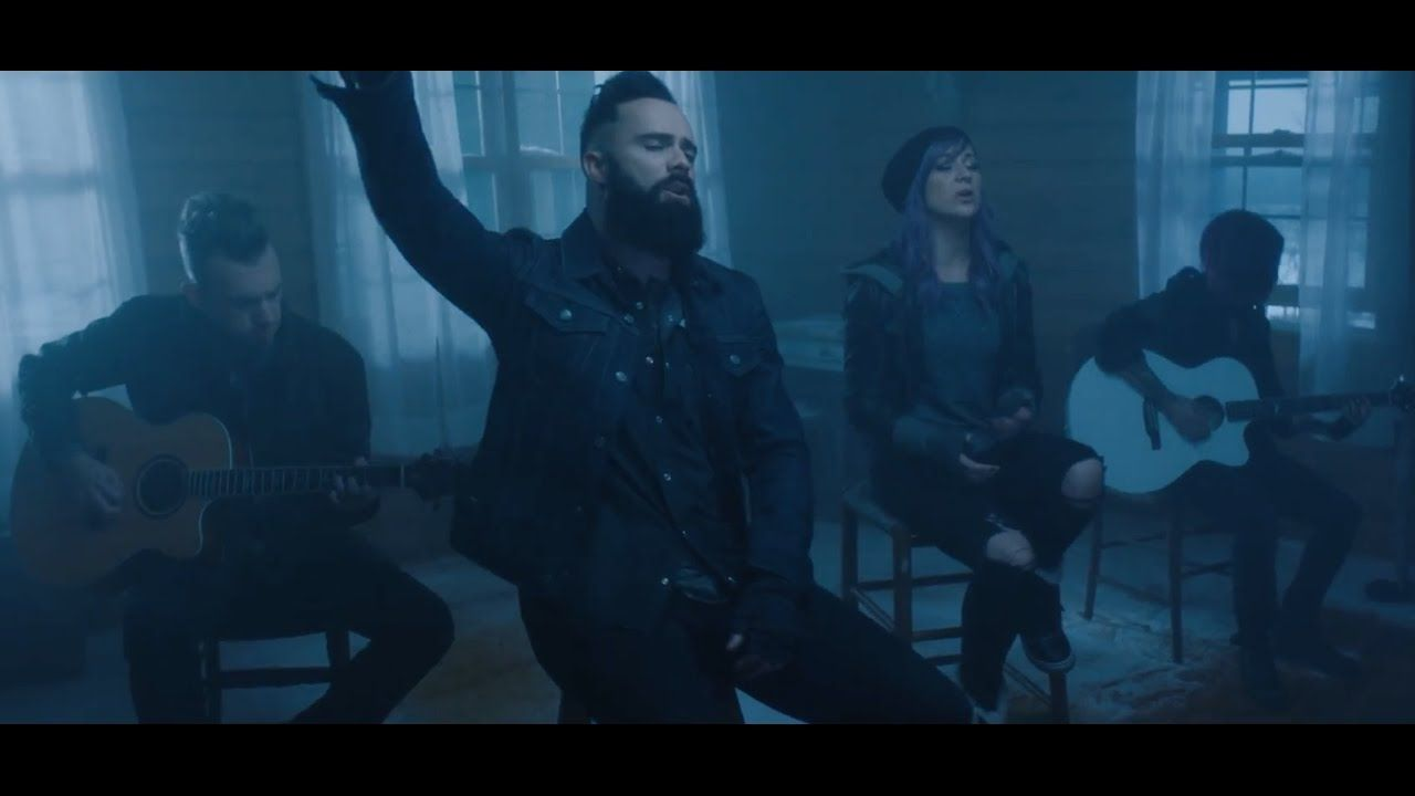 "Skillet -""Stars"" (The Shack Version) [Official Music Video"