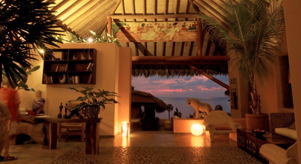 La Casa Que Canta Mexico lodging Pinterest Small luxury hotels - Hotel Avec Jacuzzi Dans La Chambre