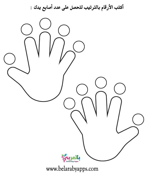 أوراق عمل وحدة الأيدي رياض اطفال انشطة رياض الأطفال بالعربي نتعلم In 2021 Manners Activities Activities Okay Gesture