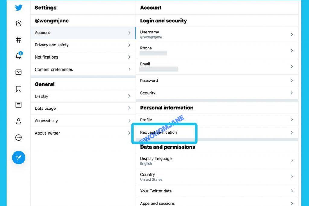 تويتر تعمل على تطوير نظام جديد لطلب توثيق الحسابات مباشرة Blog Setting Option Blog Posts