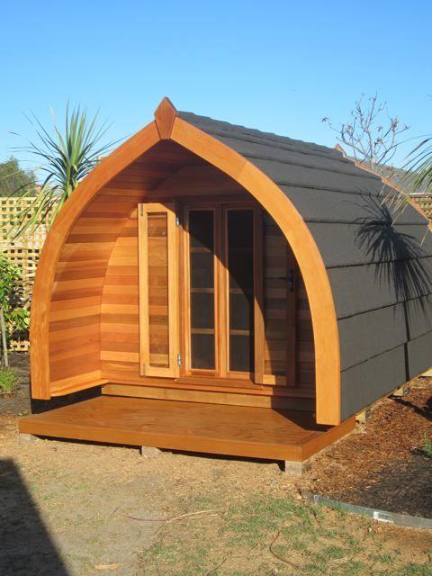 Eco House Design Hobart: Tiny House Cabin, Eco Pods, House
