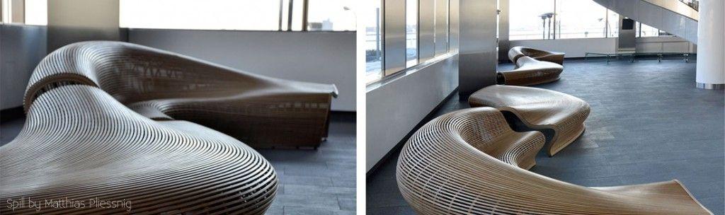Beautiful furniture by Matthias Pliessnig