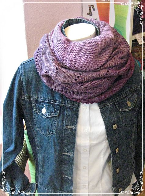 Ravelry: nightangel600\'s Viajante | Tücher, Schal und Loop, knit ...