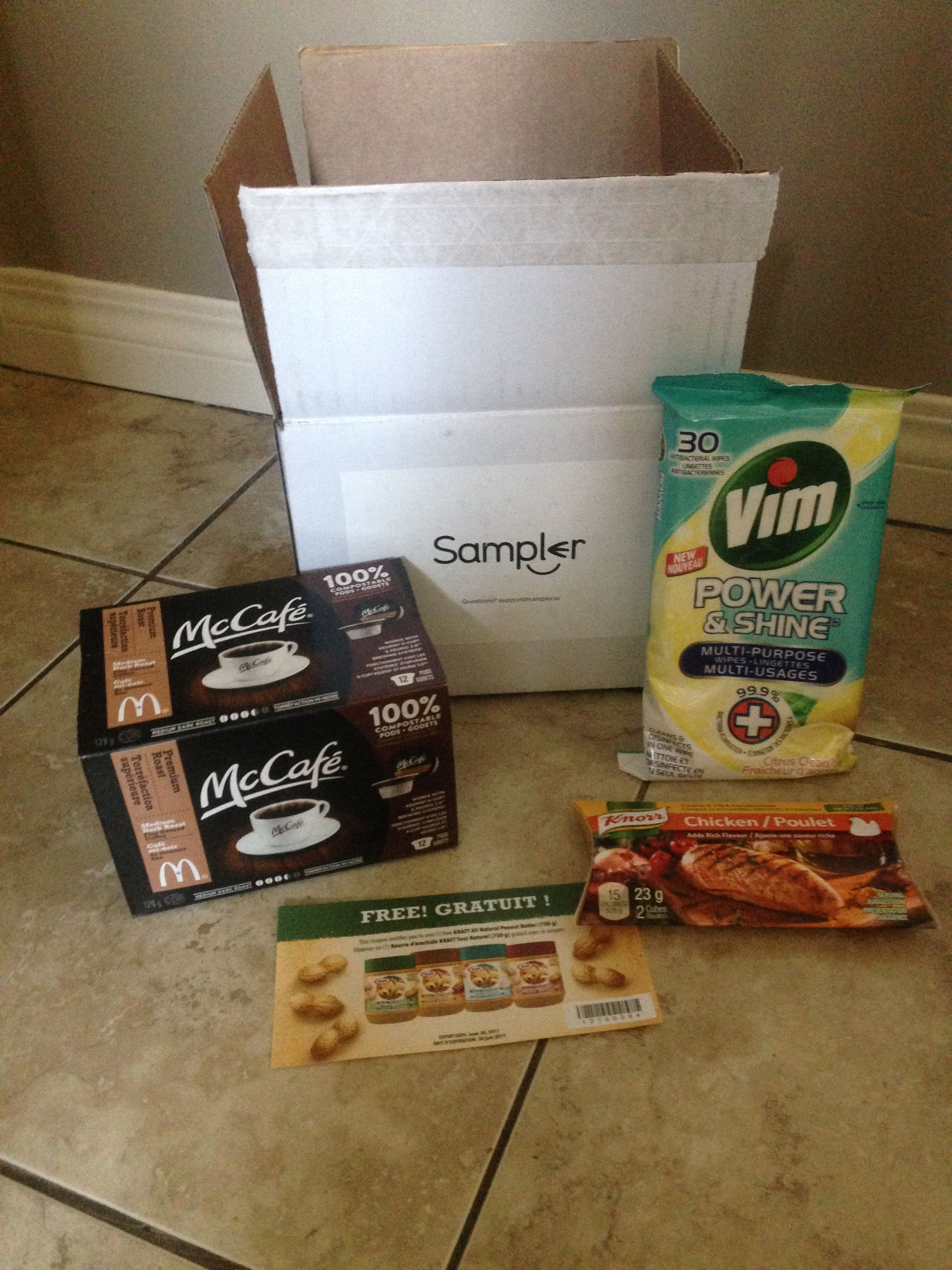 Thank you Sampler for these great freebies!