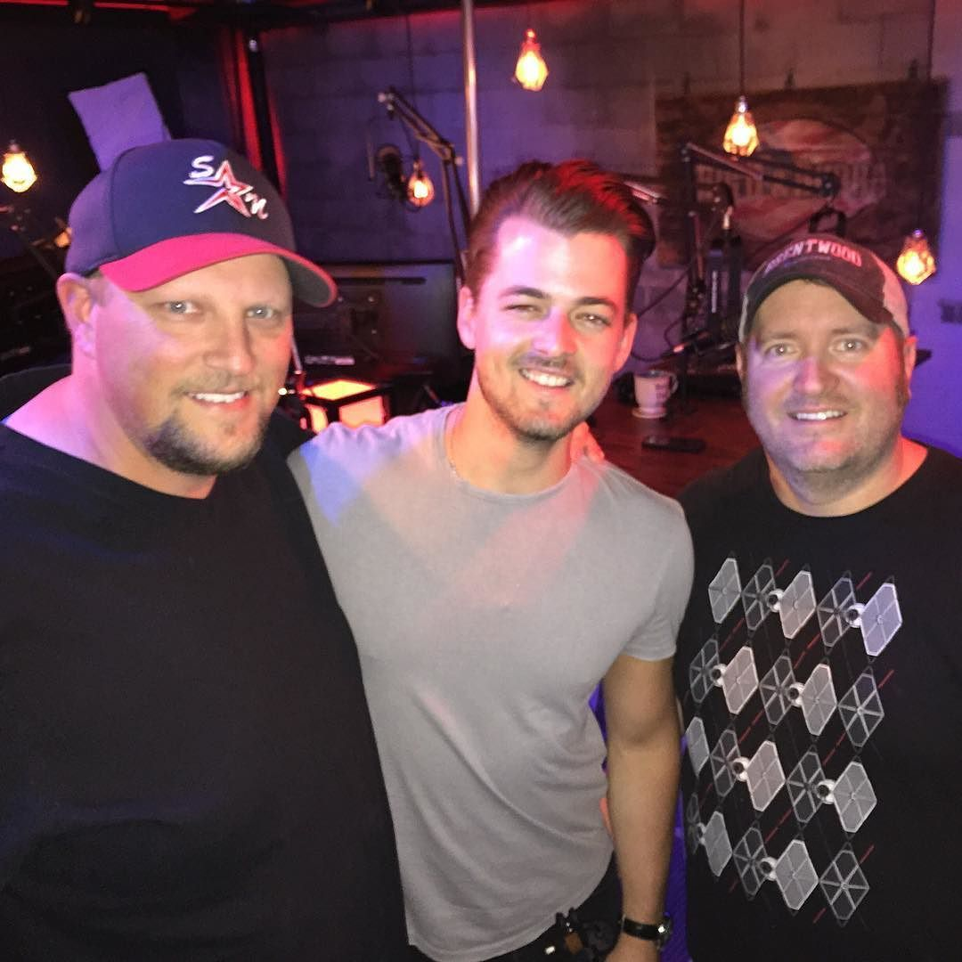Always awesome having @ChaseBryant on the show! #RoomToBreathe