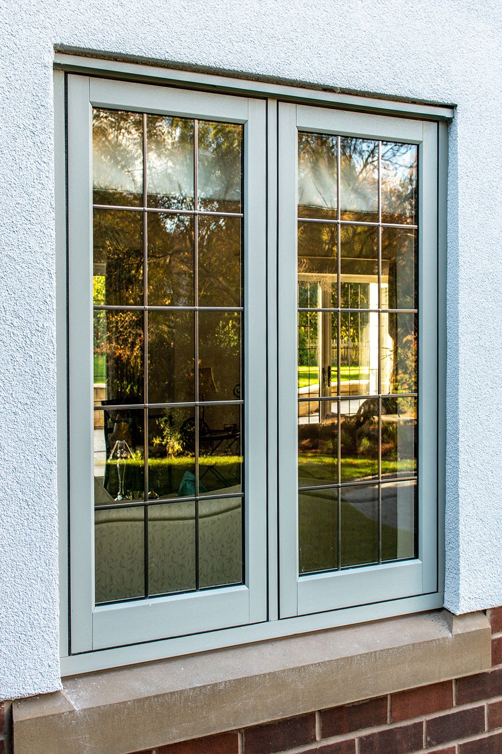 Authentic Flush Casement Windows Windows Window Styles Timber Windows