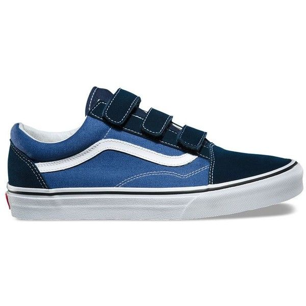 Vans Suede Canvas Old Skool V ( 75) ❤ liked on Polyvore featuring men s  fashion 8404fe49c