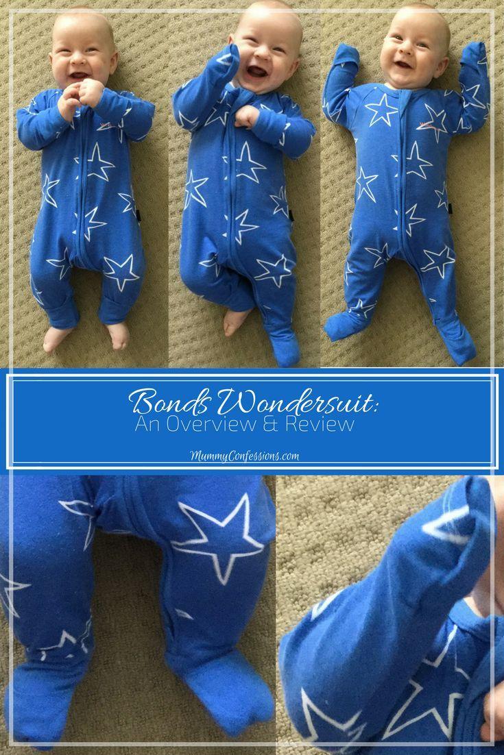 BONDS Wondersuit Baby Grows